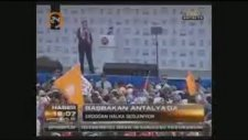 Recep Tayyip Erdoğan'ın Prompter'ı Bozulursa Ne Olur?