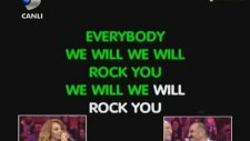 Şahin K - We Will Rock You
