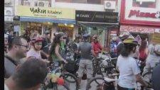 Arabadan İn Bisiklete Bin - İzmir