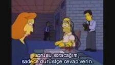 Homer Simpson - Yalan Makinesi