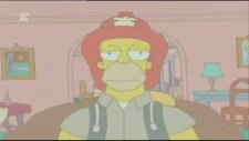 Homer Simpsons'un Evrimi