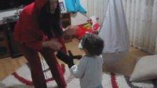 Kırmızı Başlıklı Kız - Çılgın Anne