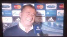 Fatih Terim - Galatasaray-Real Madrid Maç Sonu İtalyanca Röportajı