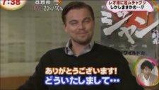 Leonardo DiCaprio'nun Jack Nicholson Taklidi