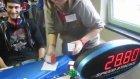 Gözü Kapalı Rubik Yapan Genç - Dünya Rekoru