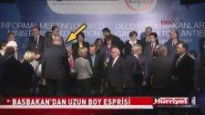 Başbakan Erdoğan'ın Süper Müthiş Komik Esprisi