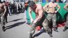 Teflon Tavayı Kağıt Gibi Büken Rus Askeri
