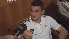 Beşiktaşlı Futbolcular Karaoke Yaparsa