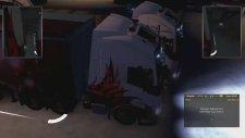Euro Truck Simulator 2 Türkçe Multiplayer | Zor Yollar | #2
