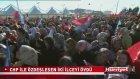 Recep Tayyip Erdoğan'ın Yanlışlıkla CHP'li Belediyeleri Övmesi