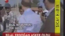 Bilal Erdogan'ın Bedelli Askerliği