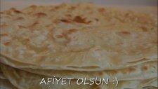 Lavaş Ekmeği Tarifi | Lavaş Nasıl Yaplır | Wrap Tarifi