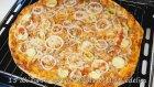 Ton Balıklı Pizza Tarifi | Ton Balıklı İtalyan Pizza