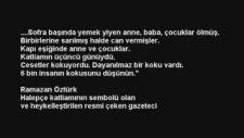 Cüneyt Özdemir - Elma Kokusu (Halepçe Katliamı 16 Mart 1988)