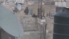İsrail Askerinin Duvarla İmtihanı