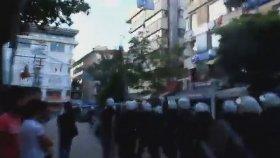 Polisten Gaz Bombası İsteyen Arıza Dayı