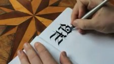 Seb Lester'in Ortaçağ Tipografi Çalışması
