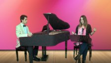 Tatlı Dillim Güler Yüzlüm Neredesin Sen Gönlüm Hep Seni Arıyor Bağlama Saz Türkü Piyano Vokal Sesler