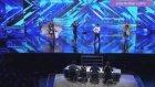 Topuklu Ayakkabı Kurbanı Enka Mutfağı'nın Sansürsüz X-Factor Performansı!