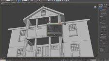 3D Max Ev Modelleme - Merih Doğan