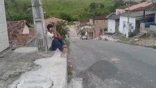 Brezilya'da Mafya İnfazı