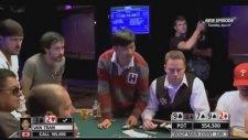 Elindeki 2'ye Güvenerek Pokerde El Kazanmak (WSOP 2012)