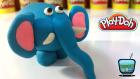 Play Doh Oyun Hamuru ile Fil Yapımı - Oyuncak TV Oyun Hamuru Videoları