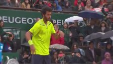 Roland Garros'da Çılgın Dans - Gael Monfils
