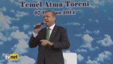 3. Havalimanı Töreni - Başbakan Erdoğan'ın Gezizekalılar Demesi