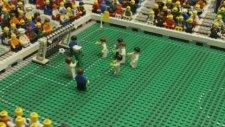 Diego Maradona Tanrı'nın Eli (Lego)