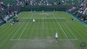 En Şanslı Tenis Seyircisi
