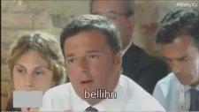 İtalya Başbakanı Matteo Renzi'nin İngilizceyle İmtihanı