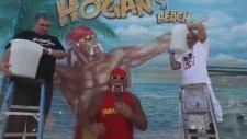 Hulk Hogan'ın ALS Farkındalığı Yaratmak İçin Kafasından Aşağıya Buzlu Su Dökmesi