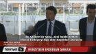 İtalya Başbakanı Renzi'nin Gazetecilere Erdoğan Şakası Yapması