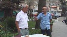 Rize'de Selahattin Demirtaş'ın Standına Saldıran Vatandaşlar