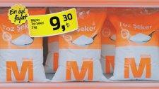 İyi Fiyat Cebinize İyi Gelecek: Migros Toz Şeker