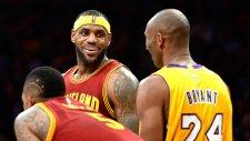 Staples Centerda LeBron Jamesin zaferi!