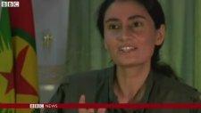 BBC News Ekibinin PKK Propagandası Yapması