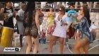 Meksikalı Mafya Lideri Seksi Kadının Samba Şovu Yapması