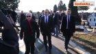Duygun Yarsuvat, Sırp Taraftar İvkoviçin Mezarını Ziyaret Etti
