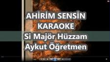 Kesik Çayır Biçilir Mi Mi Minör Uşşak Karaoke Md Altyapısı Şarkı Sözü