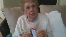 82 Yaşındaki Babaanneye Patlayan Şeker Verilirse
