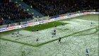 İskoçya'da Karlı Zeminde Maç Yapmak!
