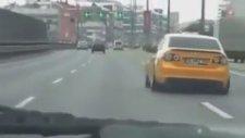 Trafik Güvenliğini Hiçe Sayan Jetta'cı