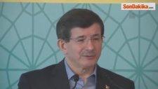 Davutoğlu: Türkiye Yüzde 5 Kalkındı, Dünyanın Hedefi Yüzde 2ye Ulaşmak