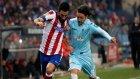Atl. Madrid 2 - 0 Granada - Maç Özeti (18.1.2015)