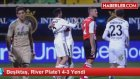Beşiktaş, River Platei 4-3 Yendi