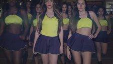 EFES Euroleague Dance Challenge 2015 – Herbalife Gran Canaria