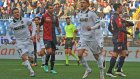 Genoa 3 - 3 Sassuolo - Maç Özeti (18.1.2015)
