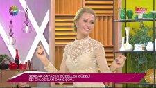 Serdar Ortaç'ın eşi Chloe'dan dans şov